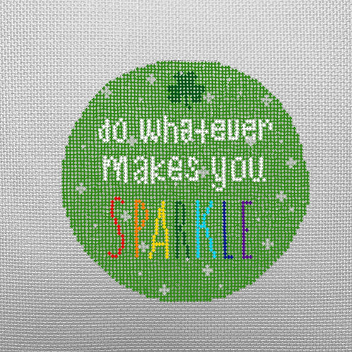 What Ever Makes You Sparkle- Shamrock