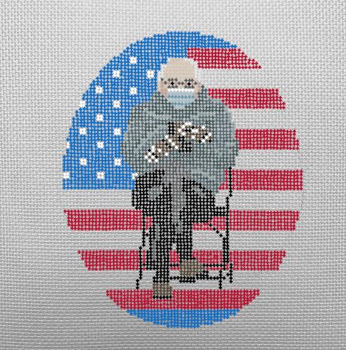 Bernie Mood_Oval Flag.jpg
