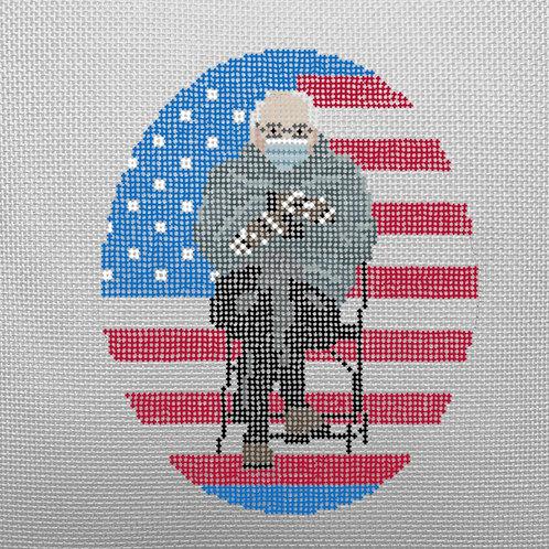 Bernie Inauguration Mittens