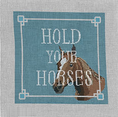 8x8 _Hold Your Horses_Southern Charm Col