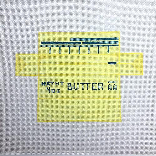 3-D Butter Stick