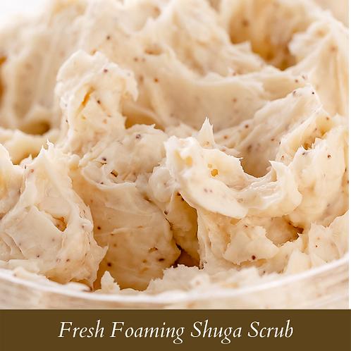 Fresh Foaming Shuga Scrub