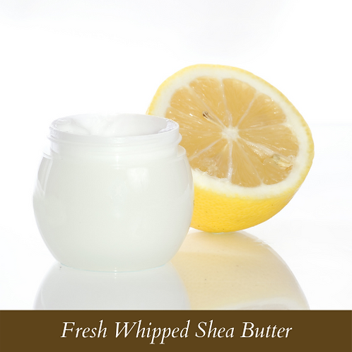 Fresh Whipped Shea Butter