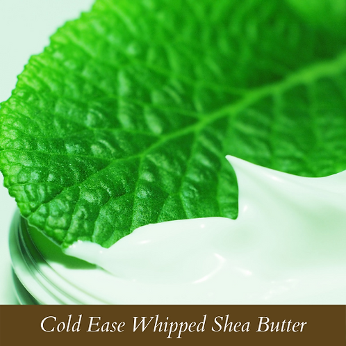 Cold Ease Whipped Shea Butter