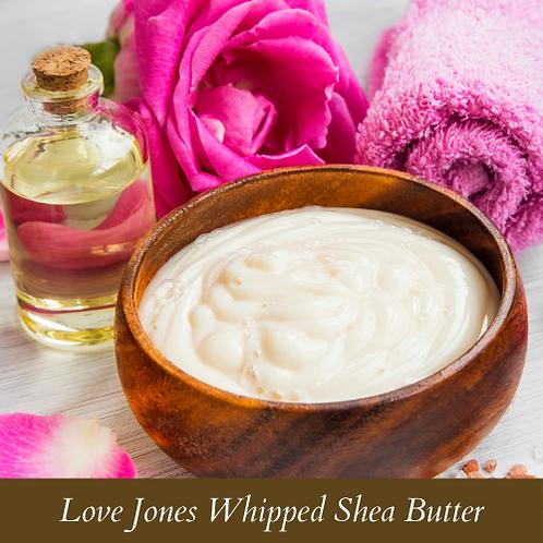 Love Jones Whipped Shea Butter