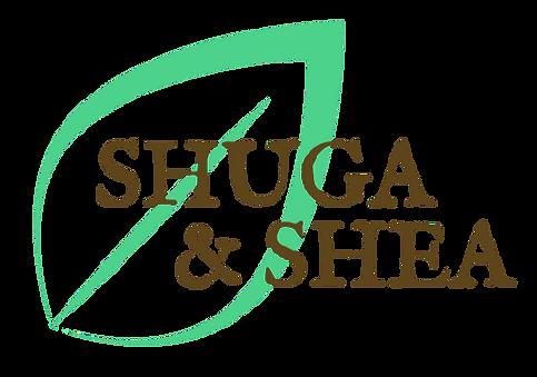 Shuga & Shea Logo No Tag Line Transparen
