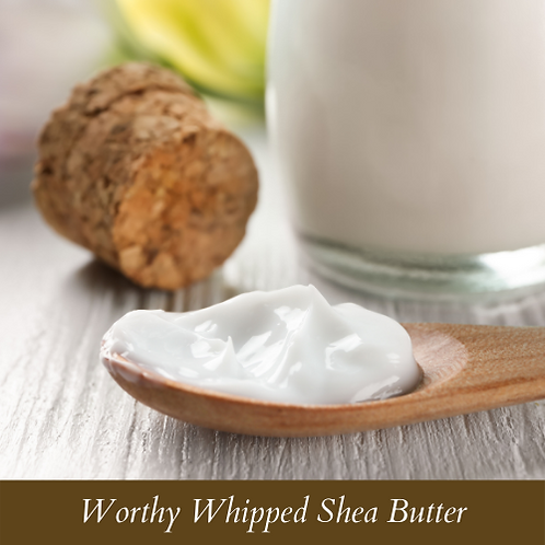 Worthy Whipped Shea Butter