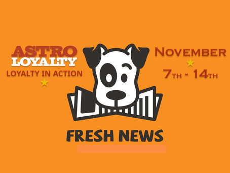 Astro Weekly News | NOV 7th - 14th