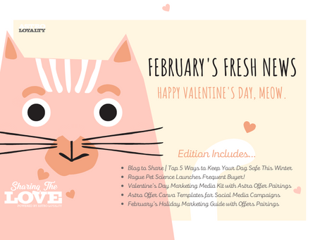 Astro Fresh News | Valentine's Edition ❤