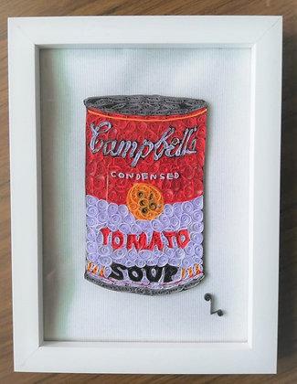 Cuadro Pop Art Andy Warhol - Filigrana