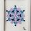 Thumbnail: Cuadro Mandala Copo de Nieve - Filigrana
