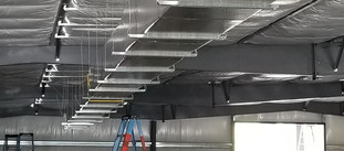 Manufacturing Industrial Duct Work