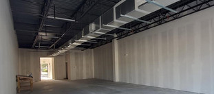 Retail Store Duct Work