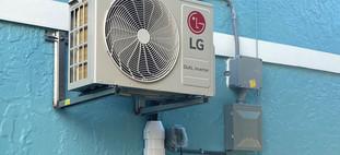 NEW LG HVAC