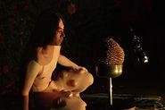 Erectile Dystruction performance by artist Frank Fu