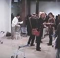 Reading Serie Sydney Artspace performance by artist Frank Fu