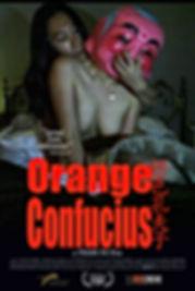 Orange Confucius film by Frank Fu