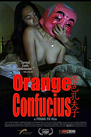 Orange Confucius film by Frank Fu