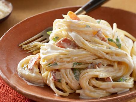 Resepi Spaghetti Carbonara