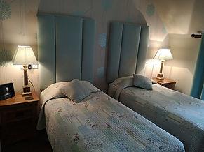 Twin En-Suite Green