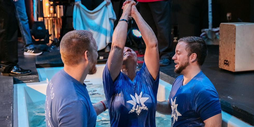 Water Baptism @ Pennsburg Campus