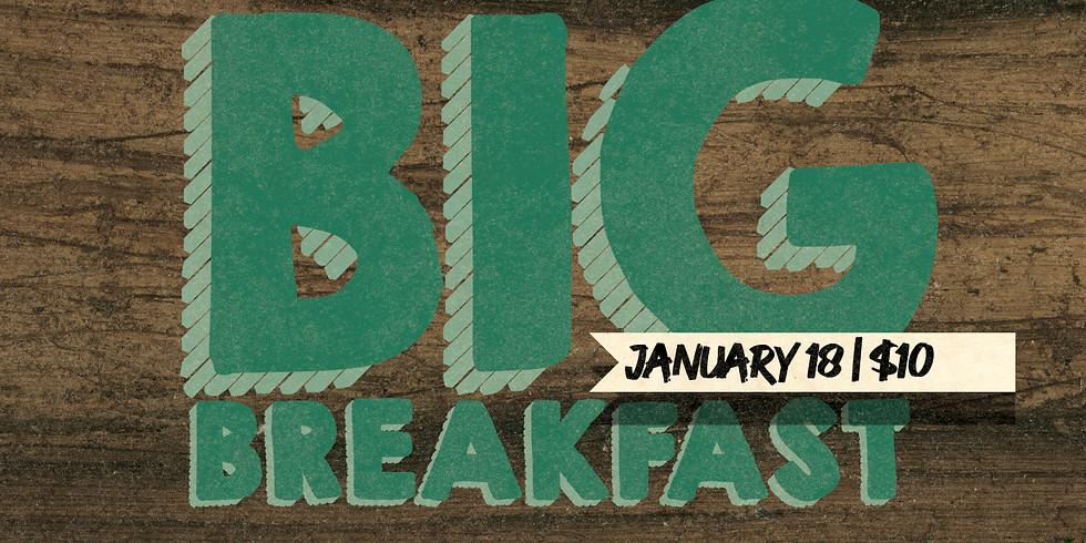 Men's Big Breakfast