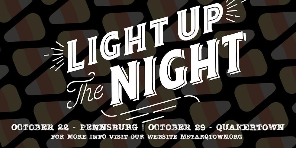 Light Up the Night QUAKERTOWN campus