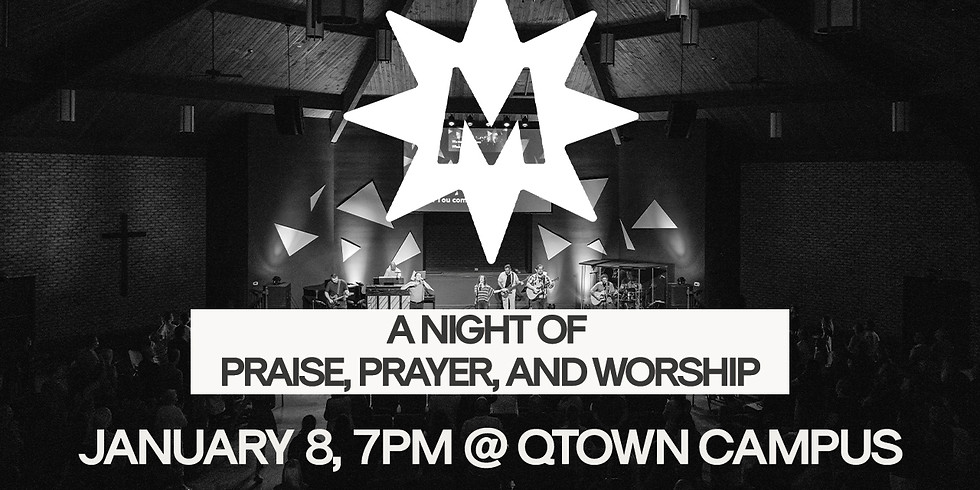 Praise, Prayer, and Worship