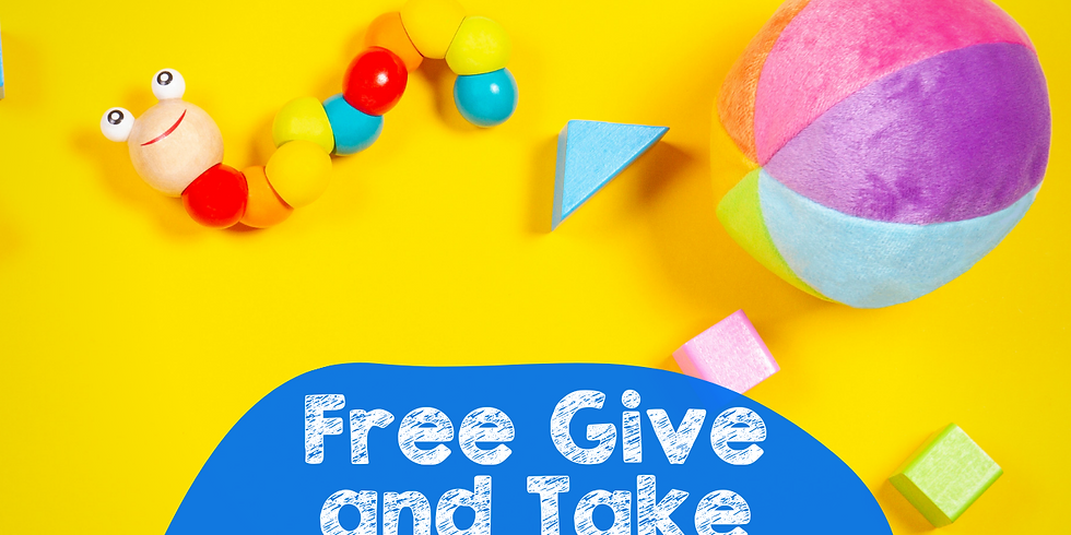 Mother's Market FREE Give and Take
