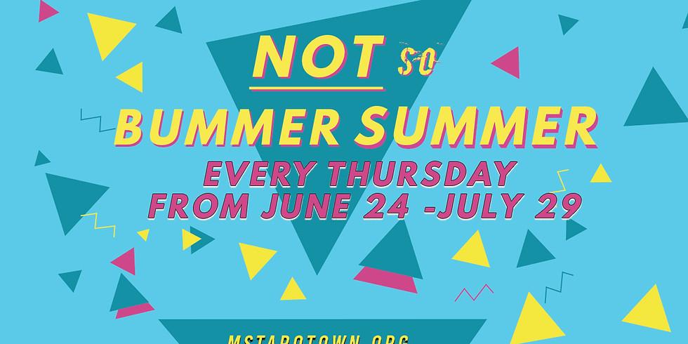 Not So Bummer Summer VBS Experience