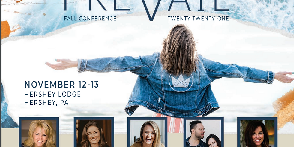 Prevail: Penndel Women's Conference @ Hershey