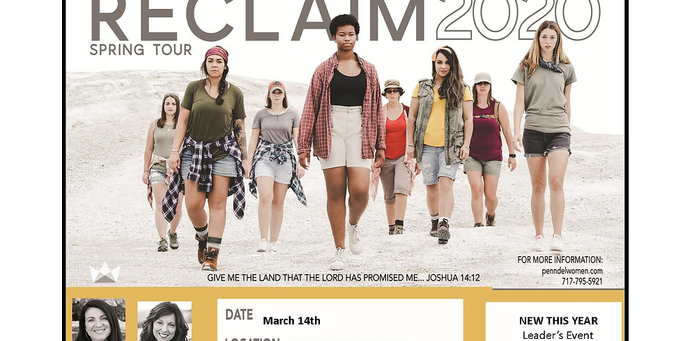 Women of Purpose Spring Tour
