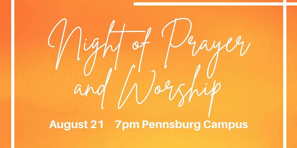 Prayer Over Pennsburg