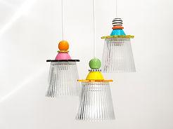 """מנורות לחדר ילדים - קוטר 13 ס""""מ  290 ש"""" כל אחת"""