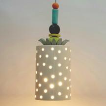 מנורה מקרמיקה תאורה דקורטיבית אווירה.jpg