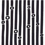 קווים עבים עם עיגולים