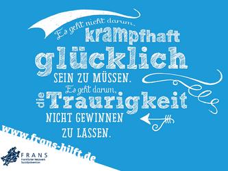 frans-hilft.de – Das Frankfurter Netzwerk Suizidprävention FRANS