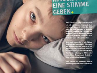 "NACOA Aktionswoche ""Kinder aus suchtbelasteten Familie"""