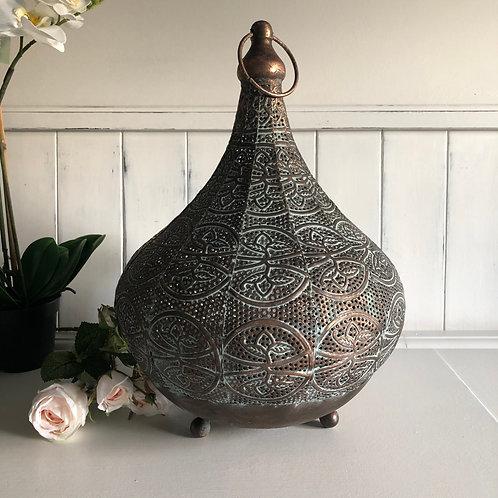 moroccan style merida lamp metal electric  table/floor