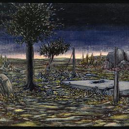 Dusk Landscape