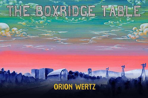 Boxridge Table