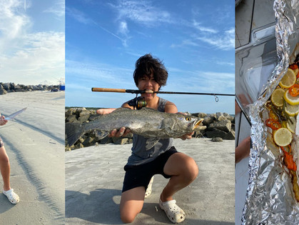 Shore Fishing SC