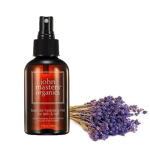 Lavender Hydrating Mist for Skin and Hair