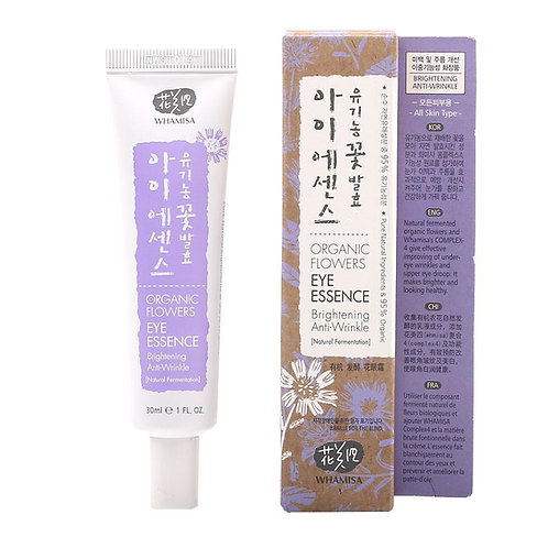 Organic Flowers Eye Essence