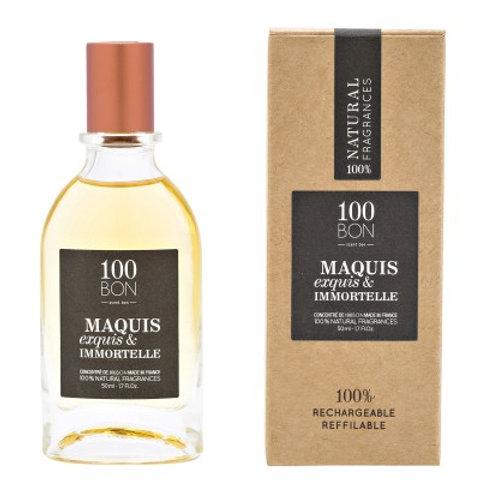 MAQUIS exquis & IMMORTELLE