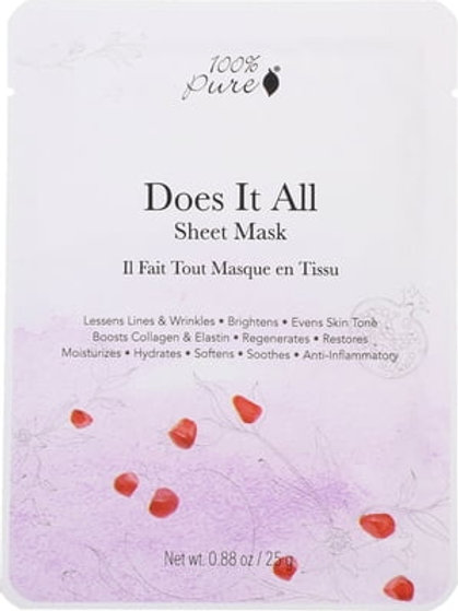 Does it All Sheet Mask