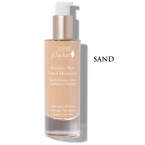 Bamboo Blur Tinted Moisturizer Sand
