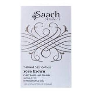 Rose Brown Hair Colour