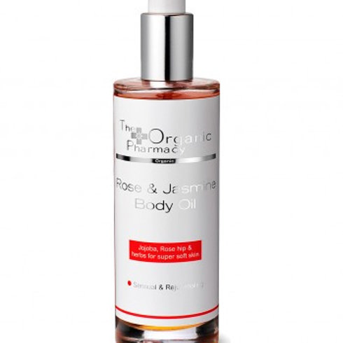 ROSE JASMINE BODY OIL