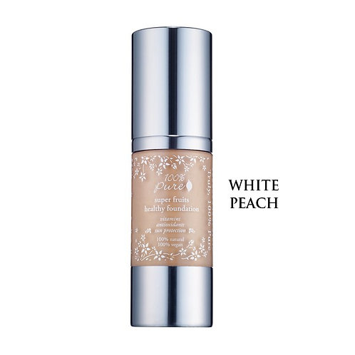 FRUIT PIGMENTED HEALTHY FOUNDATION white peach (light)